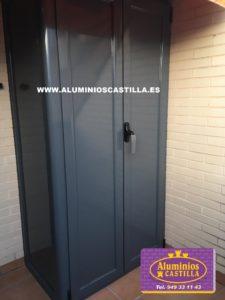 Armarios de aluminio para terraza a medida: la mejor opción en Aluminios Castilla 949331143