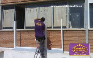 ¿Quiere instalar una persiana? ALUMINIOS CASTILLA 949331143